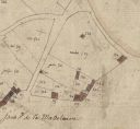 Plan parcellaire de Montbrison, 1809, section D, parcelle 530