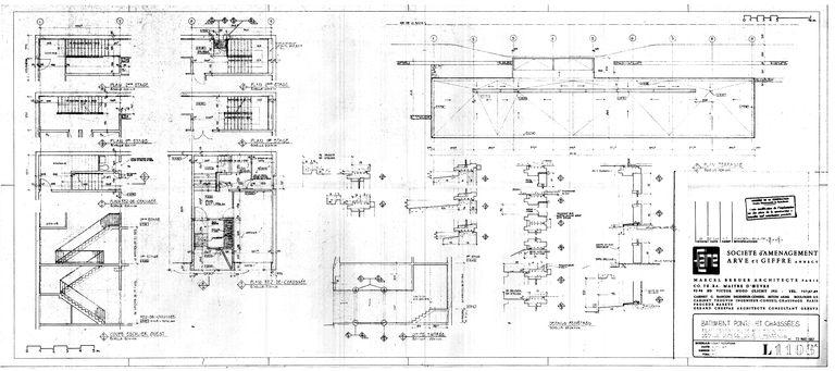 gertrude garage atelier immeuble de bureaux illustration n 18 legende significatif. Black Bedroom Furniture Sets. Home Design Ideas