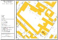 Plan cadastral section CM parcelle 68