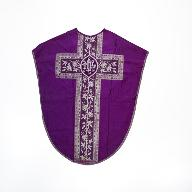 chasuble : ornement violet