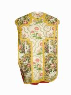 chasuble : ornement blanc