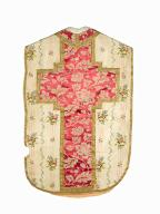chasuble : ornement blanc n°3